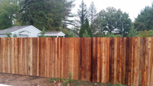Montgomery County privacy fence company