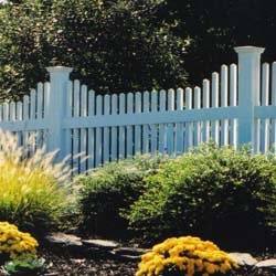 PVC fence company in Montgomery County